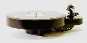 Brinkmann Bardo direct-drive turntable