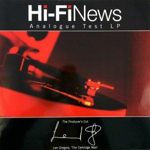 Hi-Fi News Test Record
