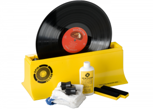 Record cleaning accessories