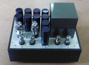 Thomas Mayer 46 power amp