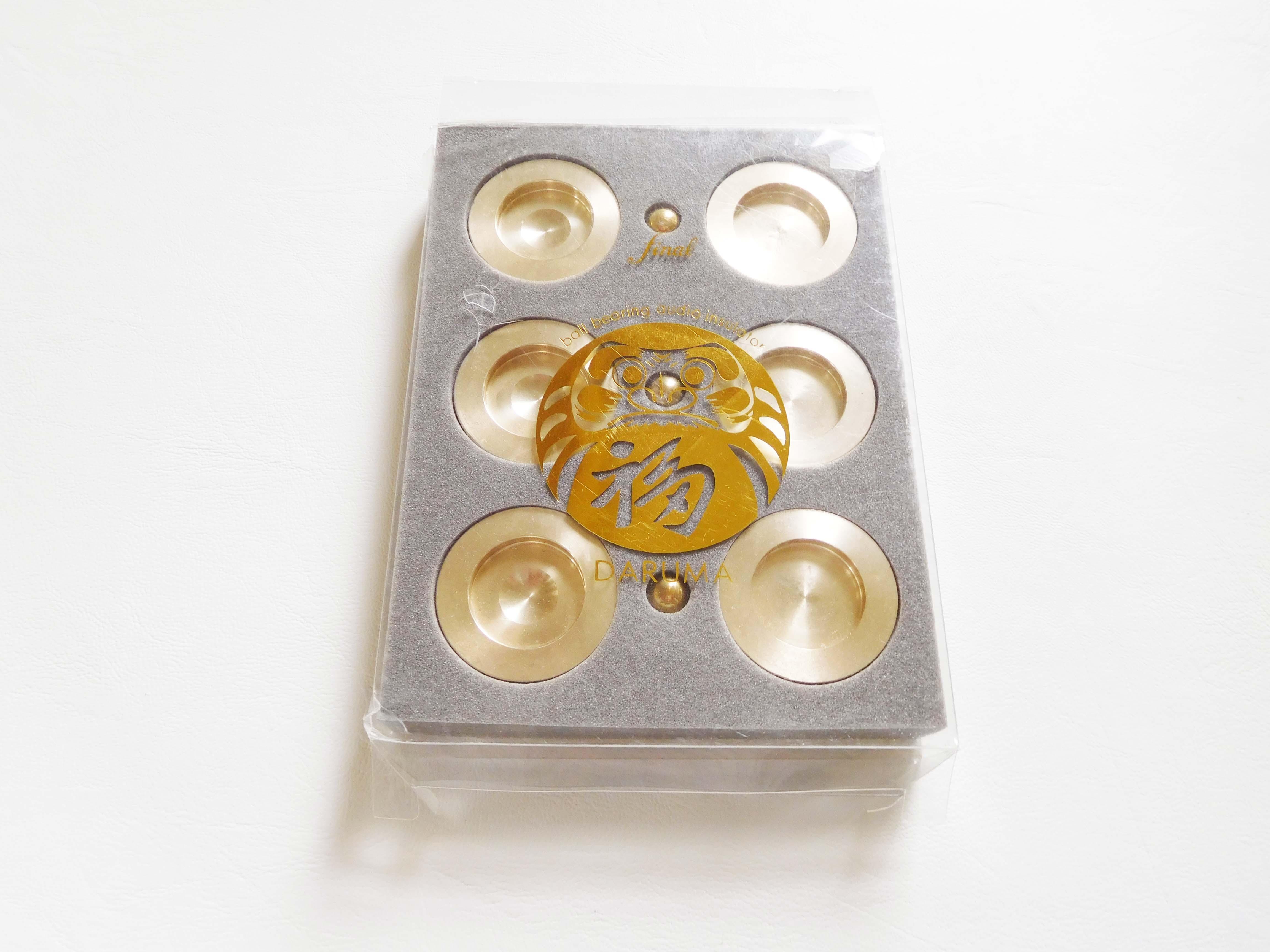 Final Labs Darum 3ii isolation bearings