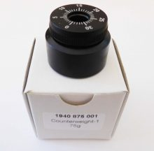 Pro-Ject 75 g Counterweight