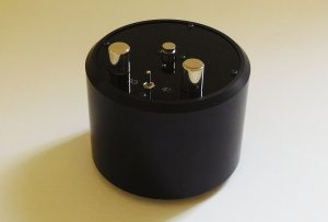 Scheu turntable motor used