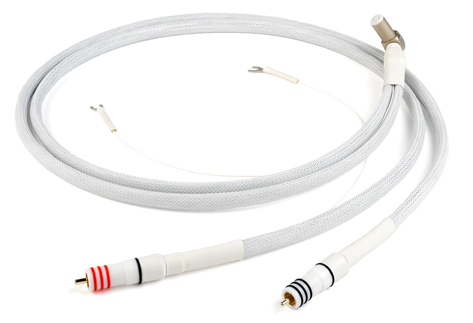 ChordMusic tonearm cable