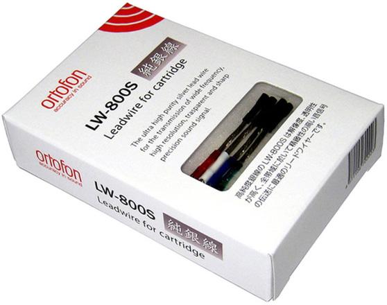 Ortofon LW-800S headshell leads