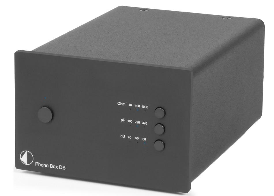 Pro-Ject Phono Box DS