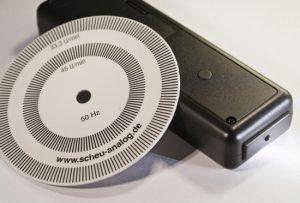 Scheu Strobe Light and Disc