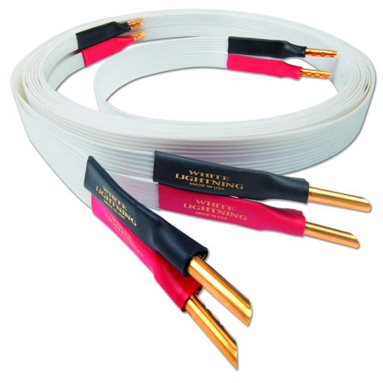 Nordost White Lightening speaker cable