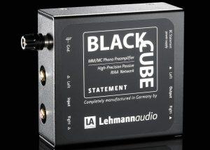 Lehmann Black Cube Statement