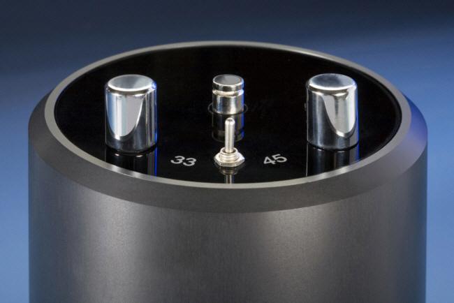 Audio Turntable Motor : Scheu standard turntable motor