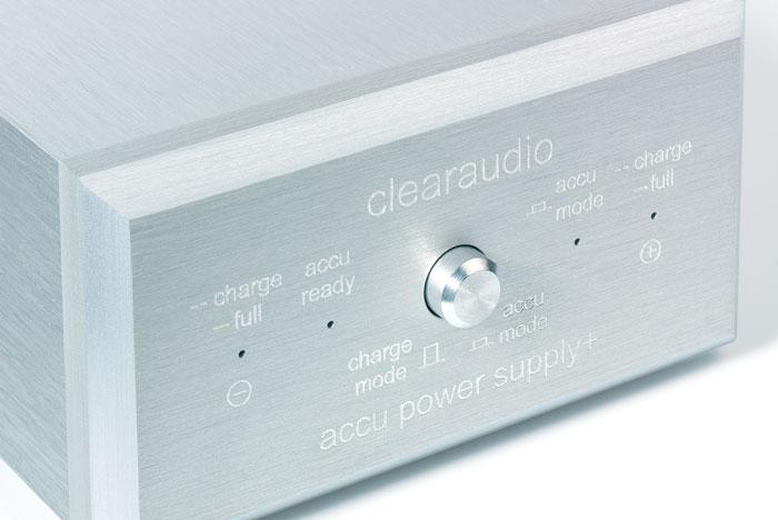 Clearaudio Accu+ Power Supply