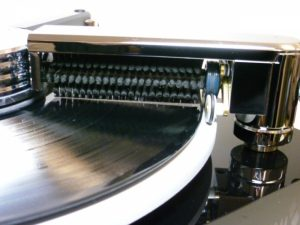 Record cleaning